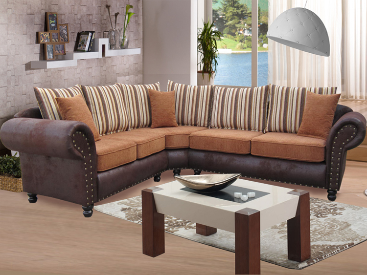 Xxl sofa kolonialstil for Couch kolonialstil