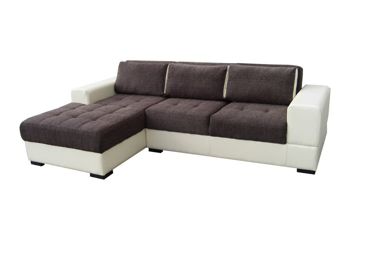 ecksofa sofa mit schlaffunktion livingcomfort. Black Bedroom Furniture Sets. Home Design Ideas