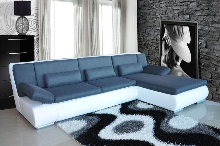 ecksofa modesta livingcomfort. Black Bedroom Furniture Sets. Home Design Ideas