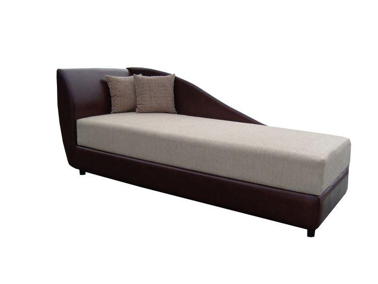 Recamiere amore mit bettkasten livingcomfort for Sessel 80 breit