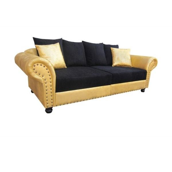 Big Sofa Dona-2 im Kolonialstil